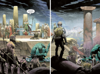 Loki - początek 2