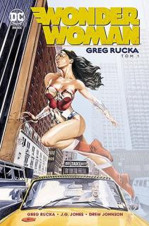 Wonder Woman 01 - okładka