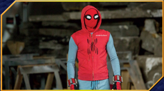 Spider-Man: Homecoming - zdjęcie z filmu Marvela