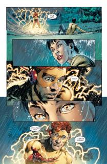 Uniwersum DC - Odrodzenie - komiks