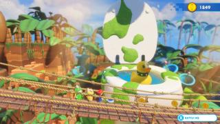 Mario + Rabbids: Kingdom Battle - screeny z gry