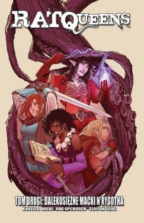 Rat Queens #02 - okładka