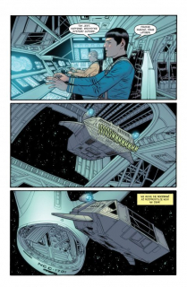 Star Trek. Tom 1 - plansza