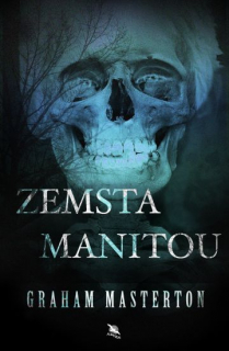 Zemsta Manitou - okładka