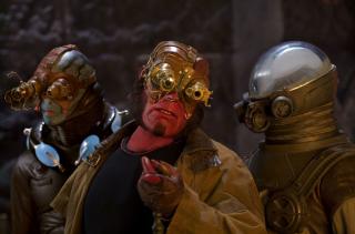 Hellboy: Złota armia (2008) - nominacja w kategorii Najlepsza charakteryzacja