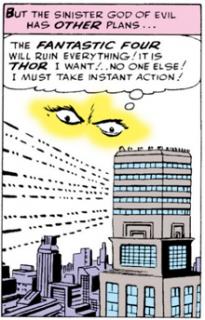 Najdziwniejsze momenty komiksowych Mścicieli - drużyna zbiera się, bo Fantastyczna Czwórka nie ma czasu