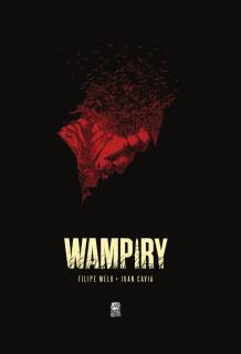 Wampiry - okładka