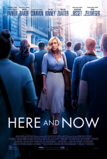 Here and Now - plakat