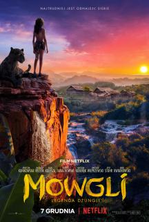 Mowgli: Legenda dżungli - plakat