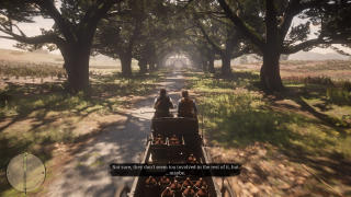 Red Dead Redemption 2 - screeny z gry