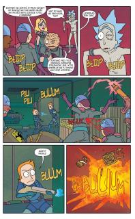 Rick i Morty. Tom 2 - plansza