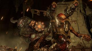 Doom (2016) - screeny z gry