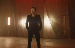 Birds of Prey - Ewan McGregor jako Black Mask