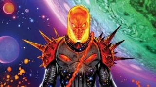 Cosmic Ghost Rider - Frank Castle z alternatywnego świata; łączy w sobie moce Ghost Ridera i Galactusa; w jednym świecie służył Thanosowi, w drugim zaś próbował go zabić gdy ten był jeszcze dzieckiem