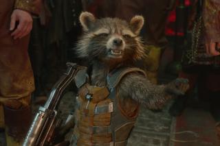 Rocket Raccoon - Strażnicy Galaktyki (2014)