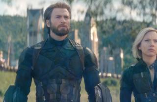 Kapitan Ameryka - Avengers: Wojna bez granic (2018)