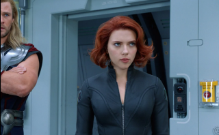 Czarna Wdowa - Avengers (2012)