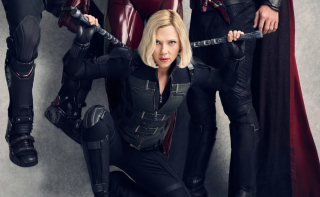 Czarna Wdowa - Avengers: Wojna bez granic (2018)