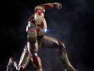 Iron Man - Iron Man 3 (2013)