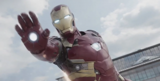 Iron Man - Kapitan Ameryka: Wojna bohaterów (2016)