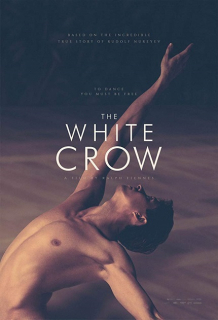 The White Crow - plakat