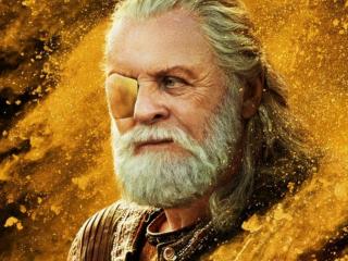 10. Odyn - Thor: Ragnarok