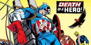 """Cap po placówce S.H.I.E.L.D. przemieszcza się w koszuli z dołączonym do niej imieniem """"Roscoe"""". W komiksach Roscoe Simons przejął po Rogersie tytuł Kapitana Ameryki, gdy Steve zniknął jako Nomad. Ostatecznie Simons został zabity przez Red Skulla."""