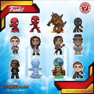 Spider-Man: Daleko od domu - zabawki z serii Funko Pop