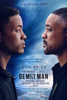 Gemini Man - plakat