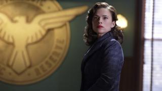 """1946-1947: Rozgrywają się wydarzenia ukazane w serialu """"Agentka Carter"""". Peggy Carter ujawnia istnienie radzieckiego programu Lewiatan, pomaga także Howardowi Starkowi oczyścić się z wielu oskarżeń."""
