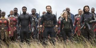 8. Avengers: Wojna bez granic