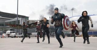 7. Kapitan Ameryka: Wojna bohaterów