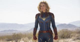 8. Kapitan Marvel