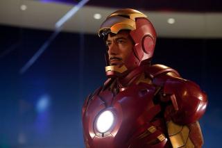 20. Iron Man 2