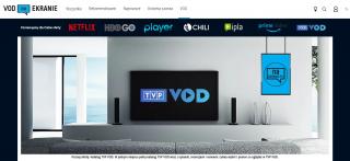 Vod.naekranie.pl - biblioteka TVP VOD