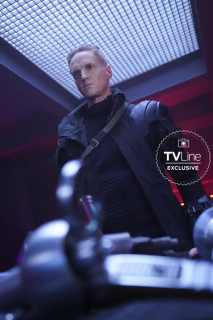 Agenci T.A.R.C.Z.Y. - Christopher James Baker jako Malachi
