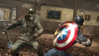 Captain America: Super Soldier - PlayStation 3, Xbox 360, Wii, Nintendo DS, Nintendo 3DS (2011)