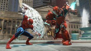 Spider-Man: Web of Shadows - Nintendo DS, PlayStation 2, PlayStation 3, PlayStation Portable, Xbox 360, Wii (2008)