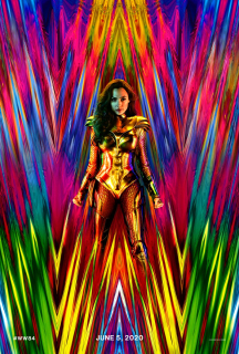 Wonder Woman 1984 - plakat