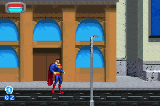 Justice League: Injustice for All - Game Boy Advance (2002)