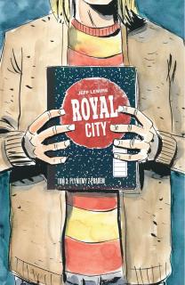 Royal City, tom 3 - okładka