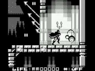 Batman: The Animated Series - GameBoy (1993)