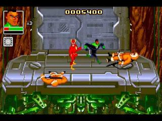 Justice League: Chronicles - Game Boy Advance (2003)