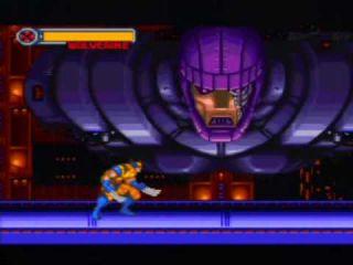 X-Men: Mutant Apocalypse - SNES (1995)