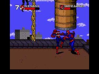 Spider-Man and Venom: Maximum Carnage - Genesis, SNES (1994)