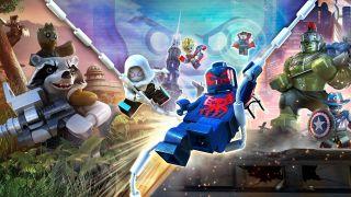 LEGO Marvel Super Heroes 2 - PlayStation 4, Xbox One, Nintendo Switch, PC (2017)