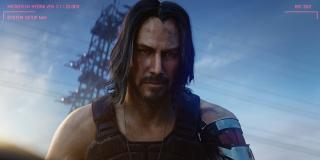 Keanu Reeves - Cyberpunk 2077