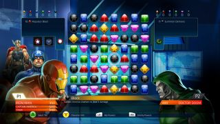Marvel Puzzle Quest - PlayStation 3, PlayStation 4, Xbox 360, Xbox One, Android, iOS, PC (2013)