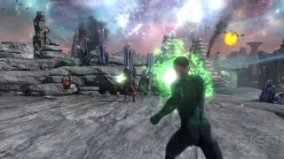 Green Lantern: Rise of the Manhunters - Nintendo 3DS, NDS, PlayStation 3, Wii, Xbox 360, iOS (2011)