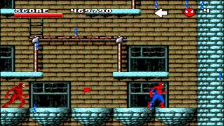 Spider-Man and the X-Men in Arcade's Revenge - Genesis, SNES, Game Boy, Game Gear (1992)